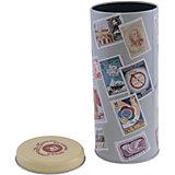 """Емкость для сыпучих продуктов """"Почтовые марки"""" 800мл"""