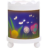 Светильник-ночник с функцией проектора Butterfly, Trousselier