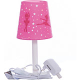 Лампа ночник 30 Cm Ballerina Pink, Trousselier