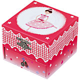 Музыкальная шкатулка Ballerina - Figurine Ballerina, Trousselier, Dark Pink