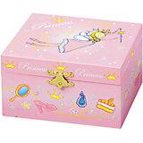 """Музыкальная шкатулка """"Принцесса"""" Princess, Trousselier, Pink"""