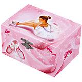 "Музыкальная шкатулка ""Балерина"" Ballerina, Trousselier, pink"