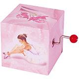 Музыкальная мини шарманка Ballerina, Trousselier