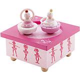 """Музыкальная шкатулка """"Балерина"""", Trousselier, pink"""
