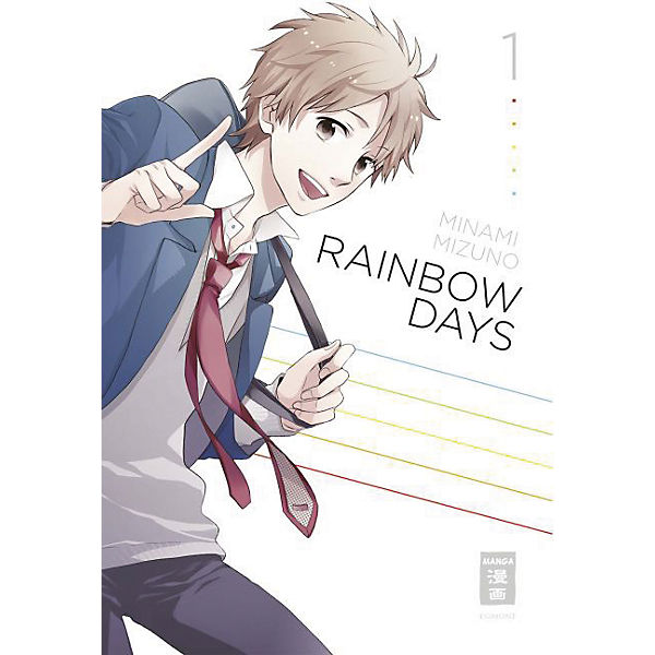 Rainbow Days, Band 1