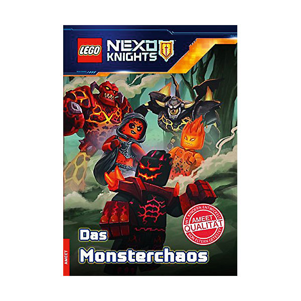 LEGO Nexo Knights: Das Monsterchaos