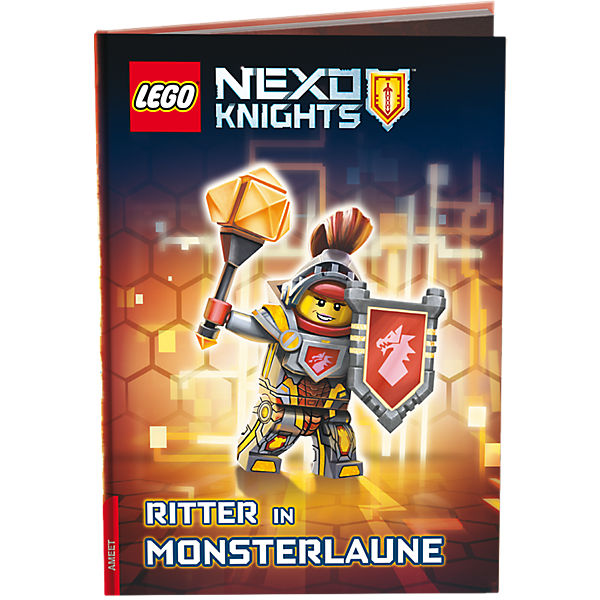LEGO Nexo Knights: Ritter in Monsterlaune