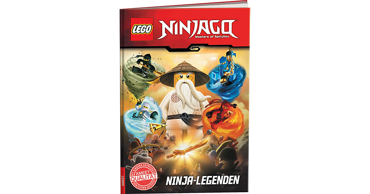 Buch - LEGO Ninjago: Ninja-Legenden