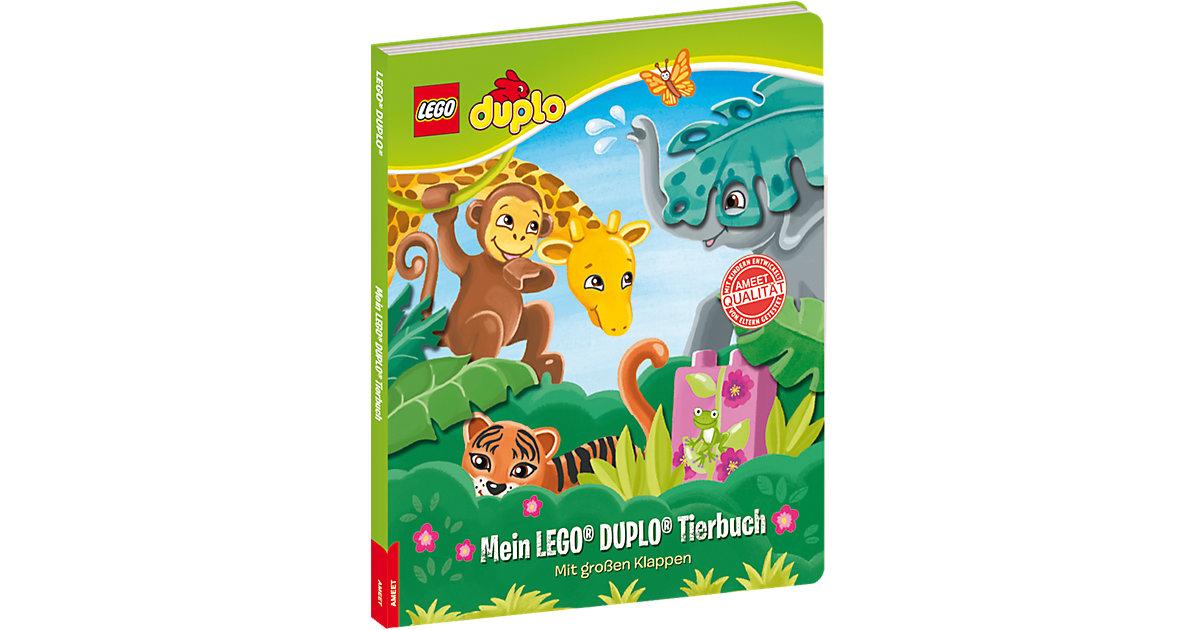 Buch - Mein LEGO DUPLO Tierbuch