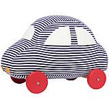 """Мягкая игрушка """"Автомобиль на колесиках """", 29см, Trousselier"""