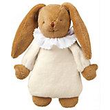 Мягкая игрушка Зайка с музыкой, цвет слоновой кости, 25см, Trousselier