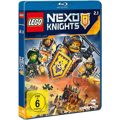 BLU-RAY LEGO Nexo Knights - Season 2.1