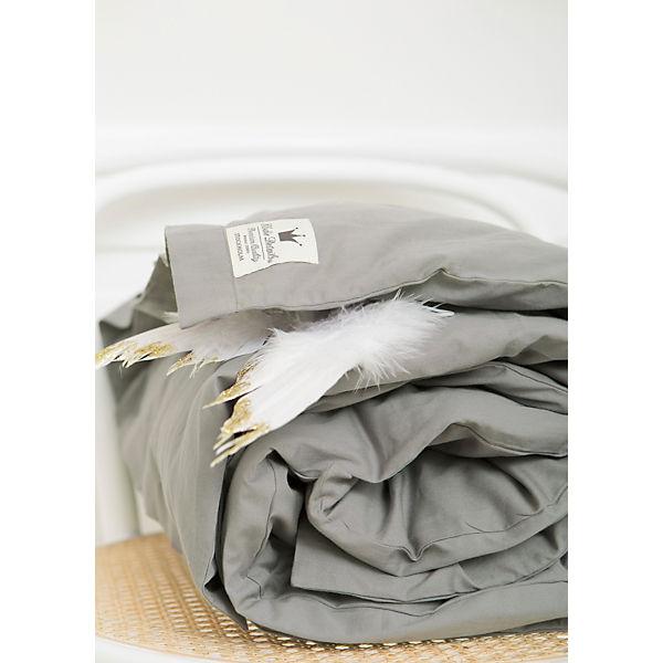 Комплект в кроватку 2 предмета Elodie Details, Marble Grey