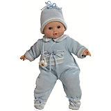 Кукла Алекс в теплой одежде, 36 см, Paola Reina