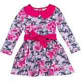 Нарядное платье для девочки Апрель