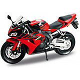 Модель мотоцикла 1:18 Honda CBR1000RR, Welly