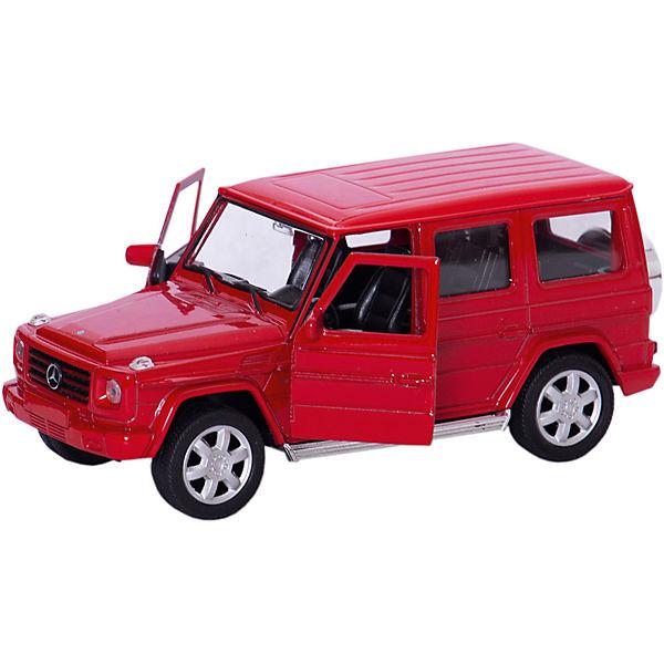 Модель машины 1:32 Mercedes-Benz GLK, Welly