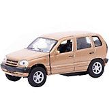 Модель машины 1:34-39 Chevrolet Niva, Welly