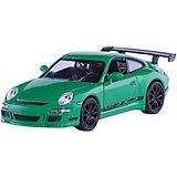 Модель машины 1:34-39 Porsche GT3 RS, Welly