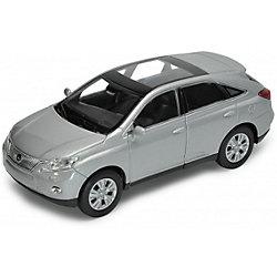 Модель машины 1:34-39 Lexus RX450H, Welly