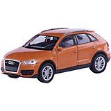 Модель машины 1:34-39 Audi Q3, Welly
