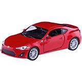 Модель машины 1:34-39 Toyota 86, Welly