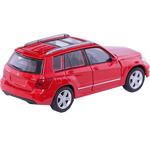 Модель машины 1:34-39 Mercedes-Benz GLK, Welly