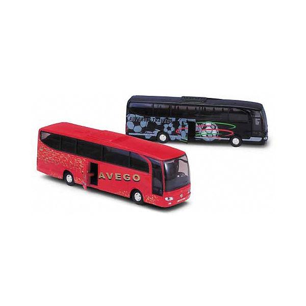 Модель автобуса Mercedes-Benz, Welly