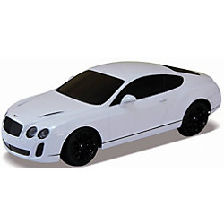 Модель машины 1:24 Bentley Continental Supersports, р/у, Welly