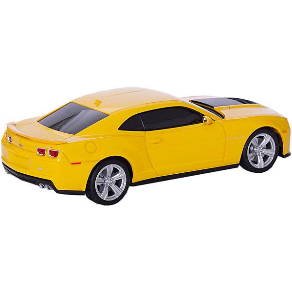 Модель машины 1:24 Chevrolet Camaro ZL1, р/у, Welly