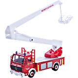 Модель машины Пожарная машина, Welly