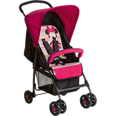 Buggy Sport, minnie geo pink