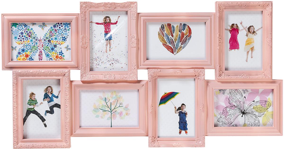 Wandgalerie Bilderrahmen ´´Gallery´´ 8 Fotos Ki...