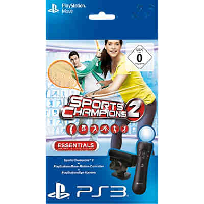 PS3 Move Controller inkl. S.C.2