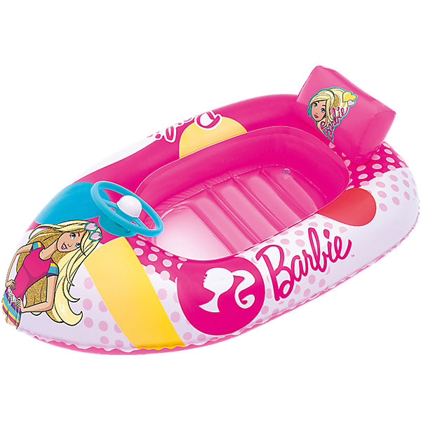 Надувная лодочка, Barbie, Bestway