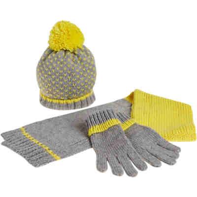 set m tze handschuhe schal f r m dchen marks spencer. Black Bedroom Furniture Sets. Home Design Ideas
