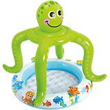 """Детский надувной бассейн """"Осьминог"""", Intex"""