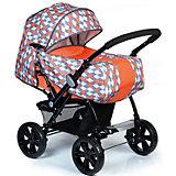 Прогулочная коляска Country ORANGE, Babyhit, Оранжевый