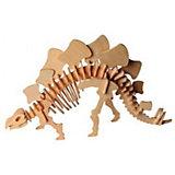 Стегозавр (серия Ж), Мир деревянных игрушек
