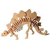 Стегозавр (2 серия Ж), Мир деревянных игрушек