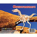 Орнитомимус, Мир деревянных игрушек