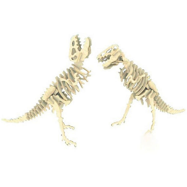 Тиранозавр (2в1), Мир деревянных игрушек