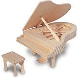 Пианино, Мир деревянных игрушек