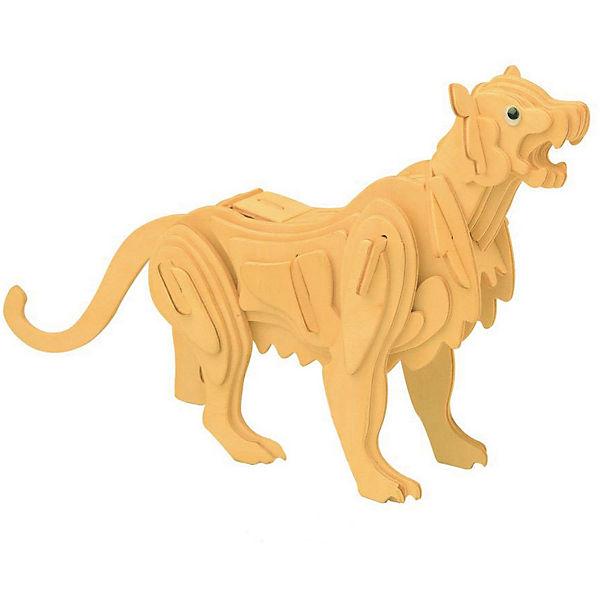 Горный лев, Мир деревянных игрушек