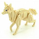 Лиса, Мир деревянных игрушек