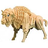 Бизон, Мир деревянных игрушек