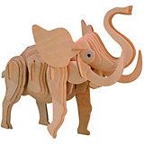 Маленький слон, Мир деревянных игрушек