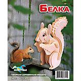 Белка, Мир деревянных игрушек