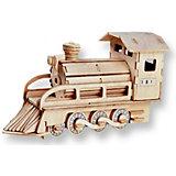 Локомотив, Мир деревянных игрушек