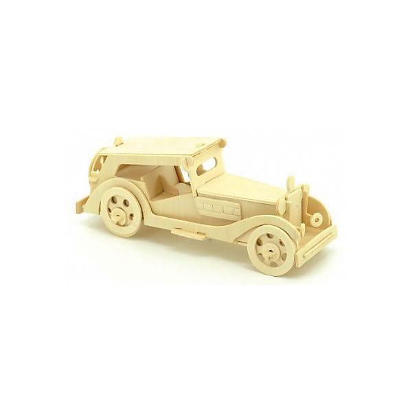Автомобиль MG TS, Мир деревянных игрушек